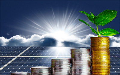 solar is an investment